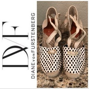 Diane Von Furstenberg Marcelle Espadrille Sandals